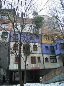 palazzi colorati